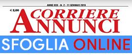 Sfoglia Corriere Annunci Online