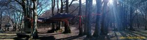 13/14 giugno Tree Tents Trekking Experience Camp Monte Cucco