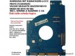 PCB SCHEDA LOGICA HD SEAGATE MOMENTUS 54