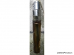 CANNE FUMARIE in acciaio inox vari tipi