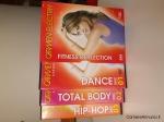 Raccolta di 3 DVD per mantenersi in form