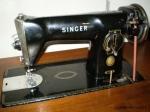 Macchina da cucire SINGER M15 anni 50'