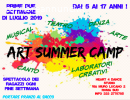 ART SUMMER CAMP A ROMA
