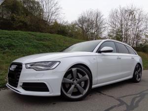 Audi A6 Avant 3.0 BiTDI V6 quattro tiptronic 9450EURO