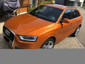 Audi Q3 2.0 TDI quattro S-tronic 10850 EURO