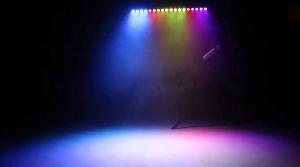 Barre 18x18w RGBWA+UV Led INDIPENDENTI