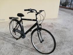 bicicletta da passeggio come nuova