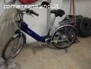 Bicicletta elettrica a pedalata assistita Frisbee