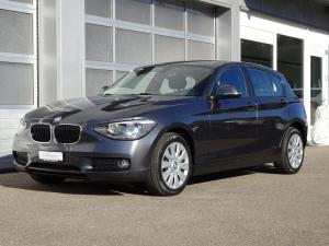 BMW 1Serie 116d Steptronic 8400EURO