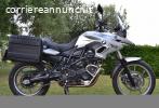 BMW F 700 GS ESA+ASC+RDC+ABS
