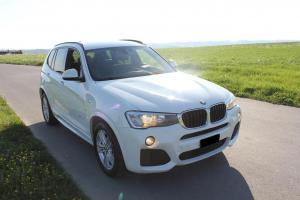 BMW X3 xDrive 20d xLine Steptronic 11500EURO
