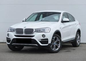 BMW X4 xDrive20d bianco 16450 EURO