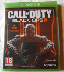 Call of Duty Black Ops III Xbox One (NUOVO) € 20