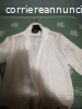 Camicia lino bianca uomo xl