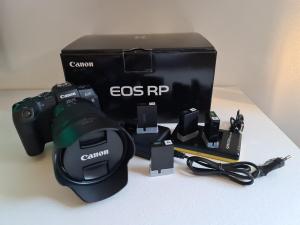 Canon EOS RP full frame fotocamera Mirrorless con obiettivo