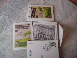 Cartoline Spettacoli d'aviazione