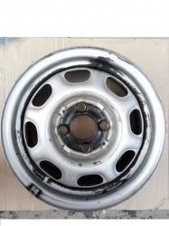 Cerchio in Ferro VW la misura: ET38  5 ½ J x 13 H2