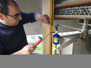 Cerco operaio termoidraulico