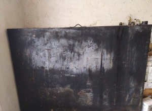 cisterne in ferro