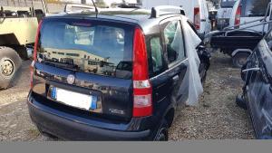 Fiat Panda 1.4 Natural Power INCIDENTATA - Km 80.000