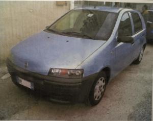Fiat Punto 2 serie 74000 km 5 porte -01