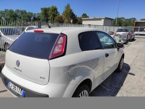 Fiat Punto Evo autocarro tre porte