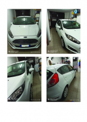 Ford Fiesta 1.4gpl