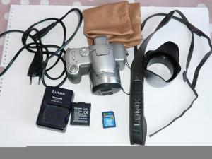 Fotocamera  Panasonic  Lumix Dmc FZ7 made in Japan