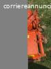 Fresa rotavator 1.55m