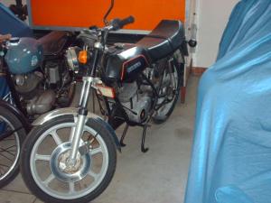 Gilera 125 MX - Moto D'Epoca