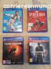 Giochi per PS4