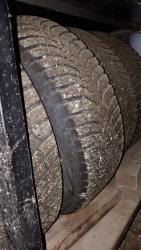 Gomme invernali con cerchi Ford Fiesta