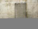 GRIGLIA ZINCATA dim, 50x110 cm