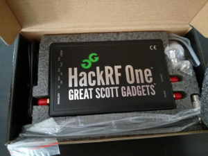 HackRF - Software Defined Radio