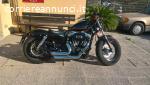 HARLEY DAVIDSON modello FORTY-EIGHT cc 1200 Anno 2013