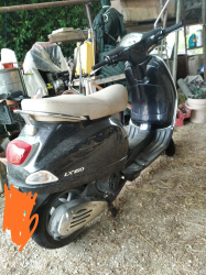 vespa piaggio 150 cc c