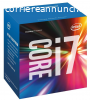Intel Core i7 7700K  1151 kaby Lake 4.2GHz