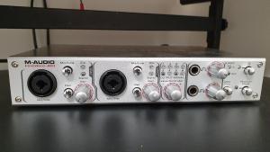 Interfaccia audio FireWire 410 M-Audio