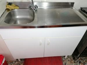 Lavello cucina con mobiletto