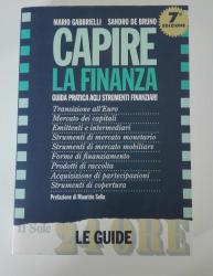Libro CAPIRE LA FINANZA M. Gabbrielli Stefano De Bruno 7° ed