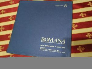LP SERGIO CENTI ROMANA