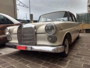Mercedes-Benz 200D Codine Radiata