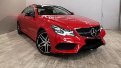 Mercedes-Benz E 200 Coupé AMG Line Panorama 15655 eur