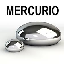 Mercurio metallico