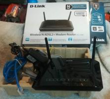 MODEM ROUTER originale D-LINK WIFI ADSL