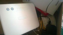 Modem /router sdsl wileless digicom