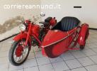 MOTO GUZZI FALCONE 500 SIDECAR 1951