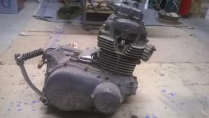 Motore kawasaki 400