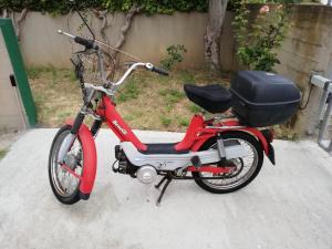 Motorino Benelli 50 vintage