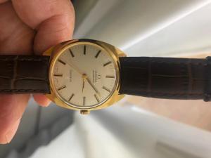 Omega oro automatico 1965 originale